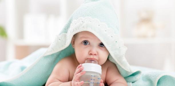 Quelle eau pour mon bébé ?