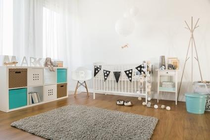 Quelle peinture pour une chambre d\'enfant ? | Infos Bébés